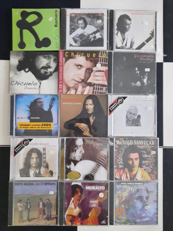 CD-levyjen poistomyynti